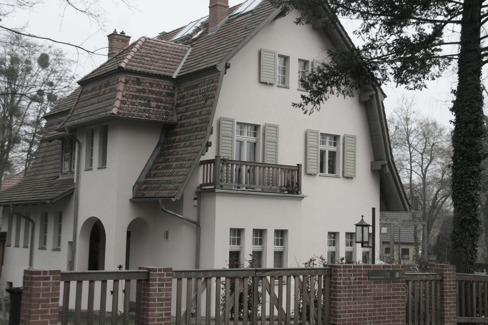 ehemaliges Gebäude Schauspiel HFF Potsdam