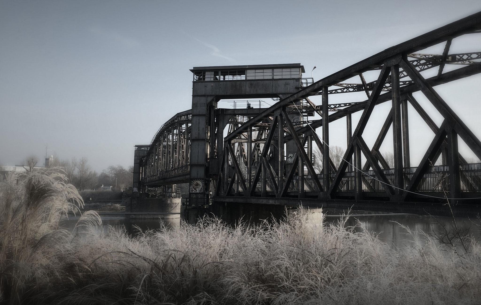 Hubbrücke Magdeburg