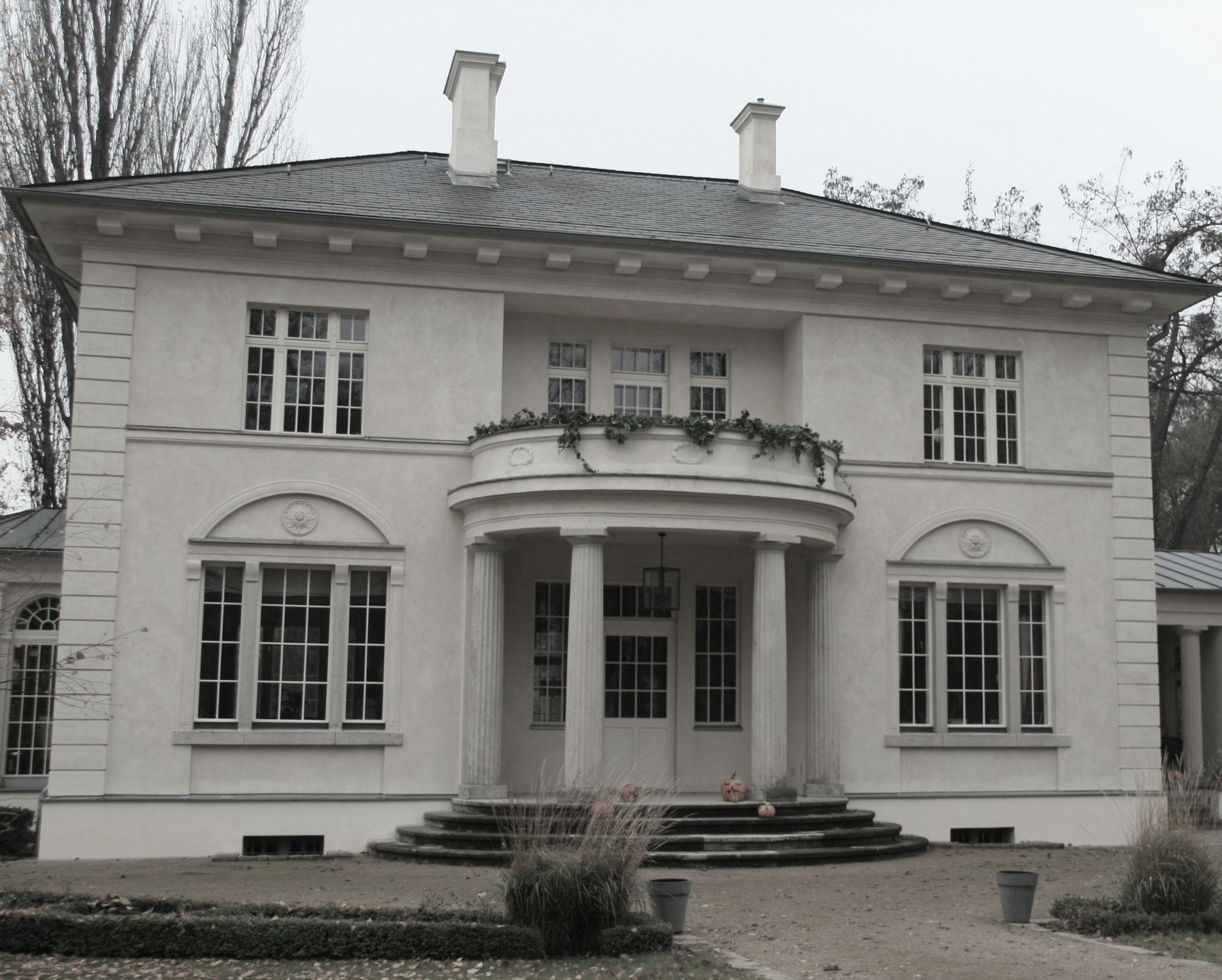 ehemalige Bibilothek HFF Potsdam