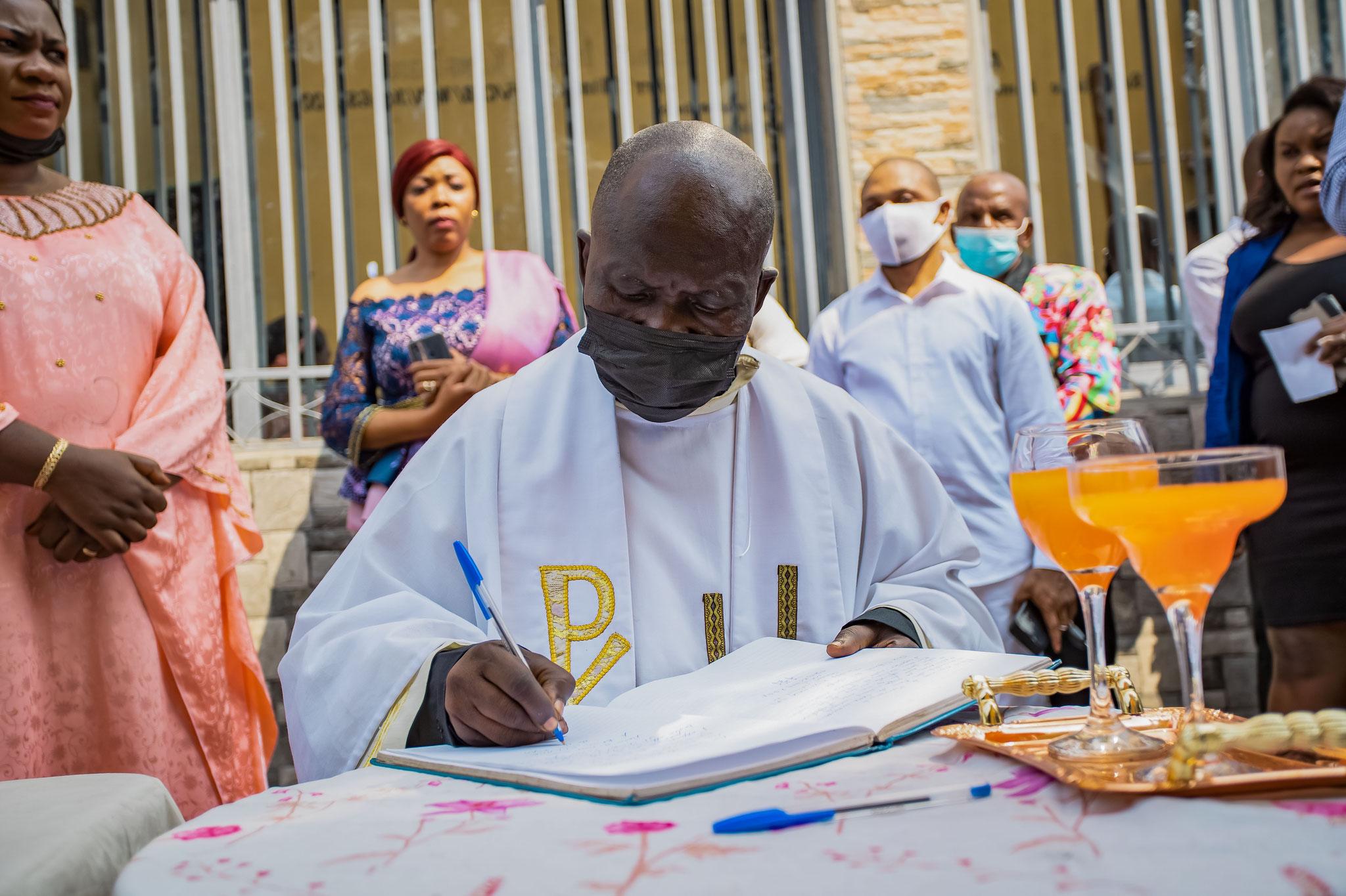 Pater Bruno Kabambu