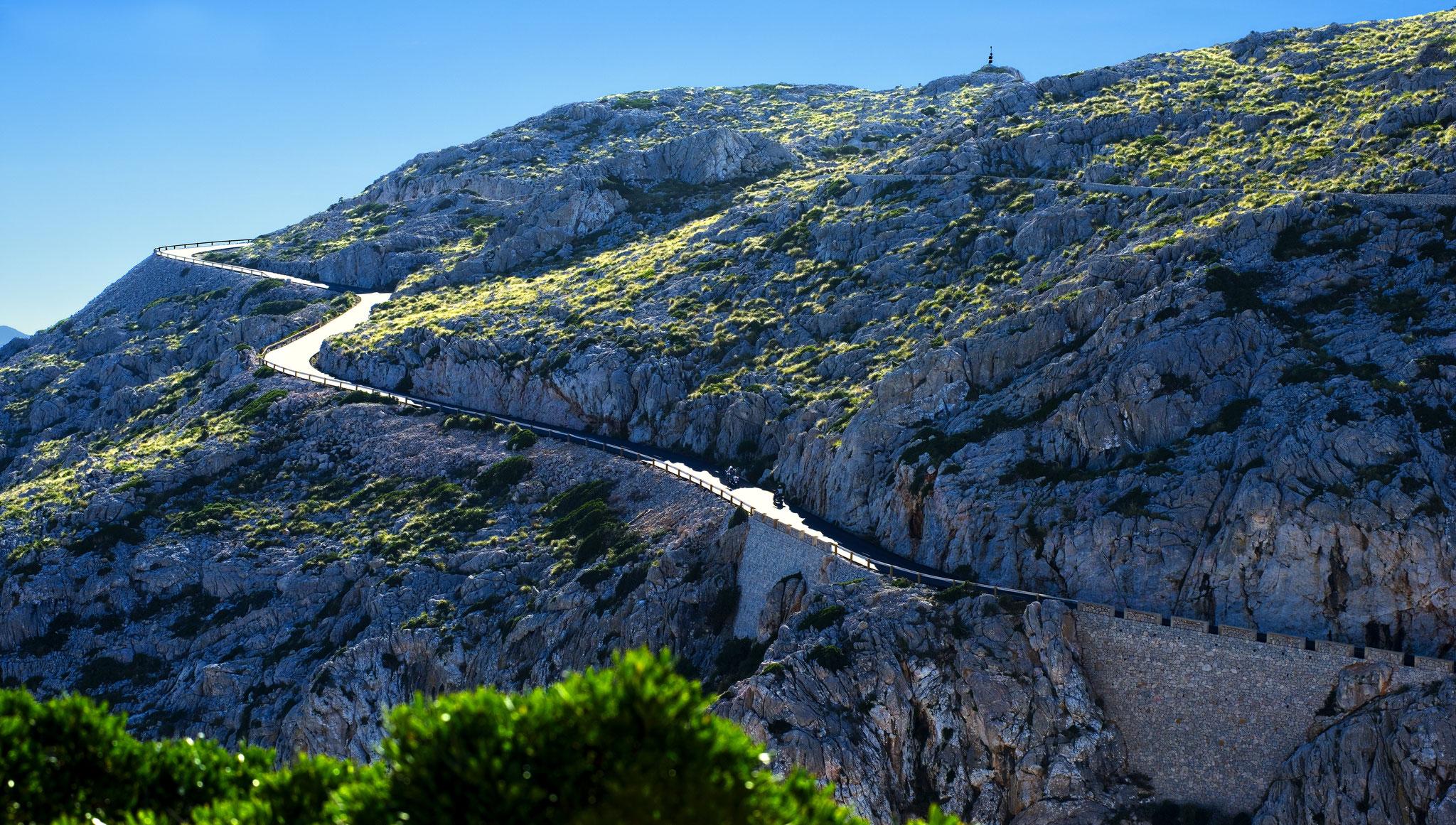 Carretera al Cap Formentor