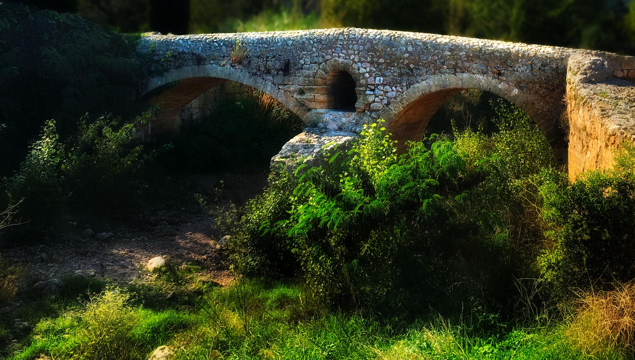 Pollensa - Puente Romano