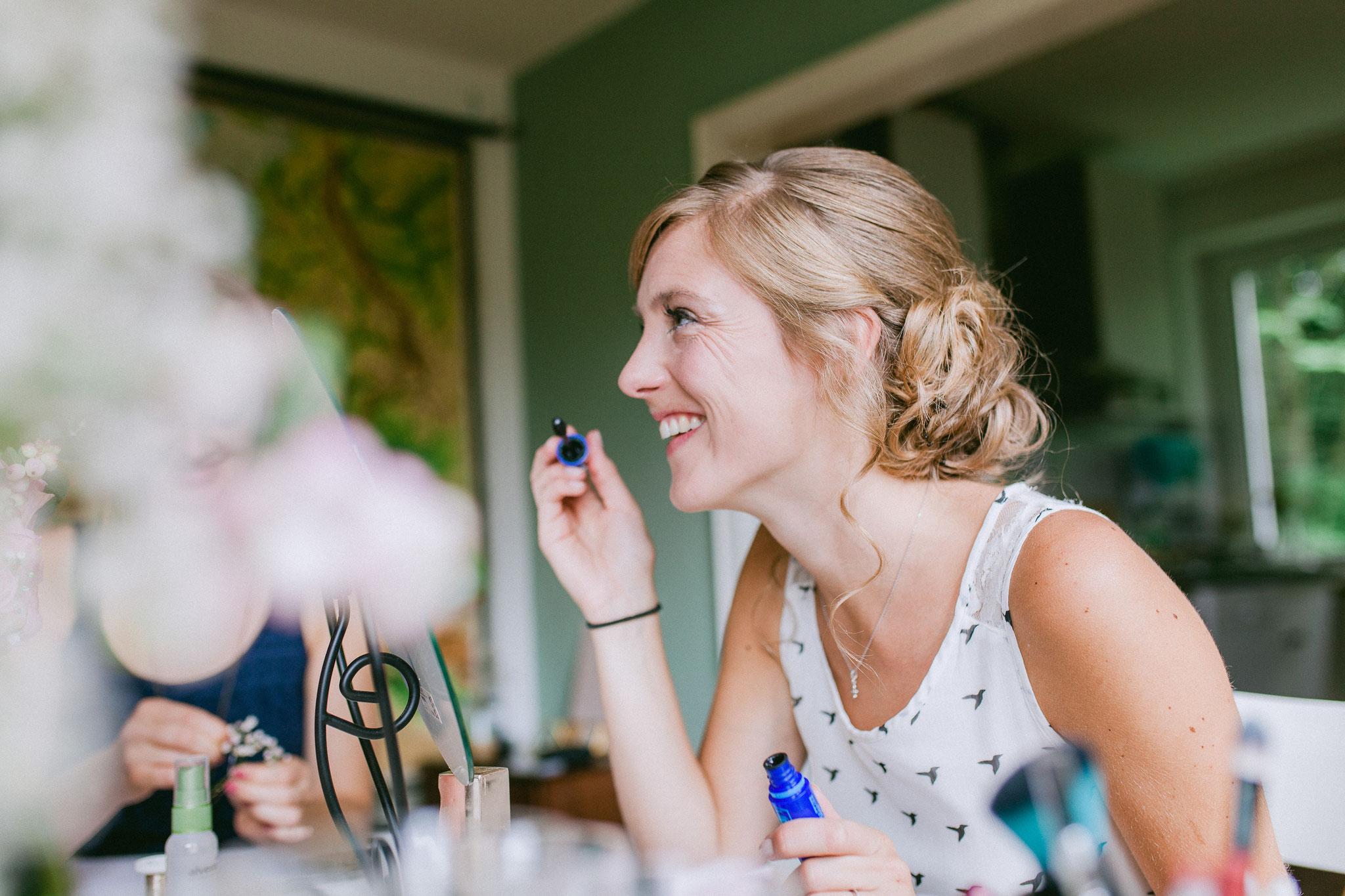 Getting Ready | Hochzeitsfotograf Rebecca Adloff | Ruhrgebiet, Essen, Münster, NRW, Düsseldorf, Köln, Bochum | Hochzeitsreportage | Hochzeitsfotos