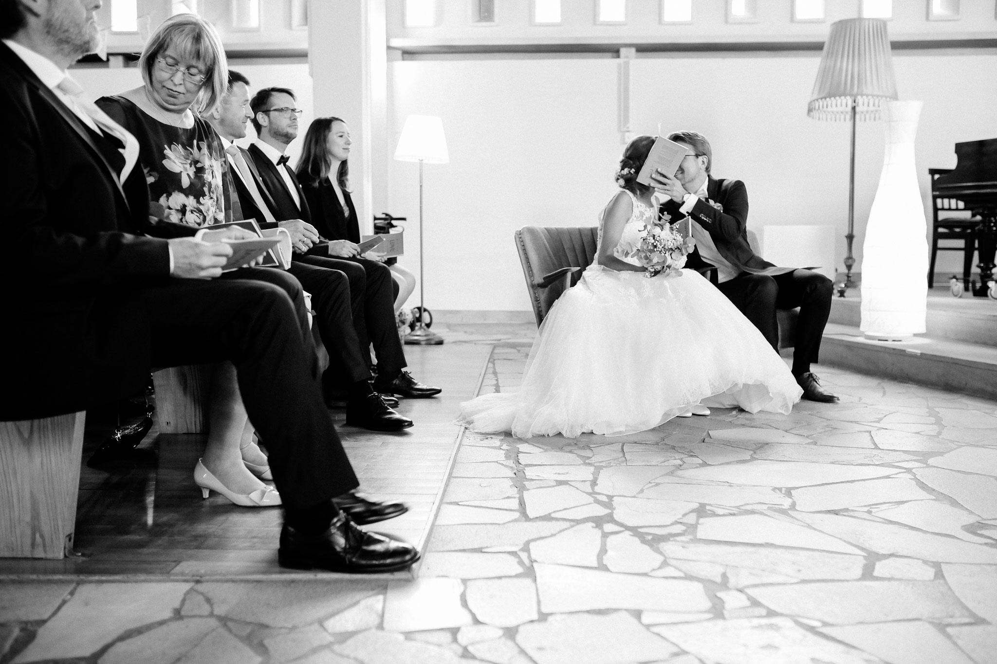 kirchliche Trauung | Hochzeitsfotograf Rebecca Adloff | Ruhrgebiet, Essen, Münster, NRW, Düsseldorf, Köln, Bochum | Hochzeitsreportage | Hochzeitsfotos