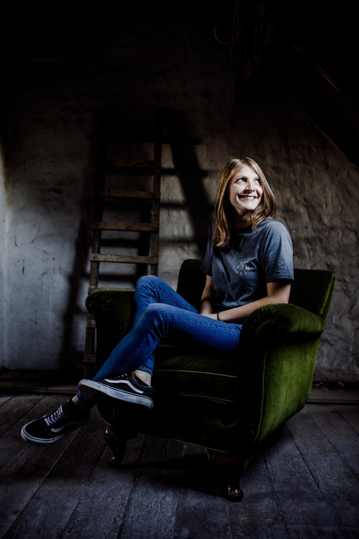 Portraitshooting, Homestory mit Anna, Portraitfotos im Ruhrgebiet, Essen | Düsseldorf | Köln