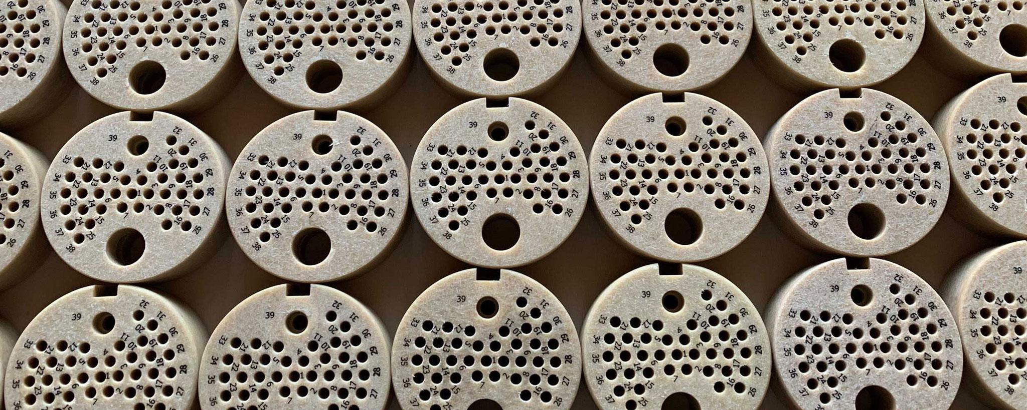 Tampondruck auf Kunststoff, Keramik und anderen Materialien