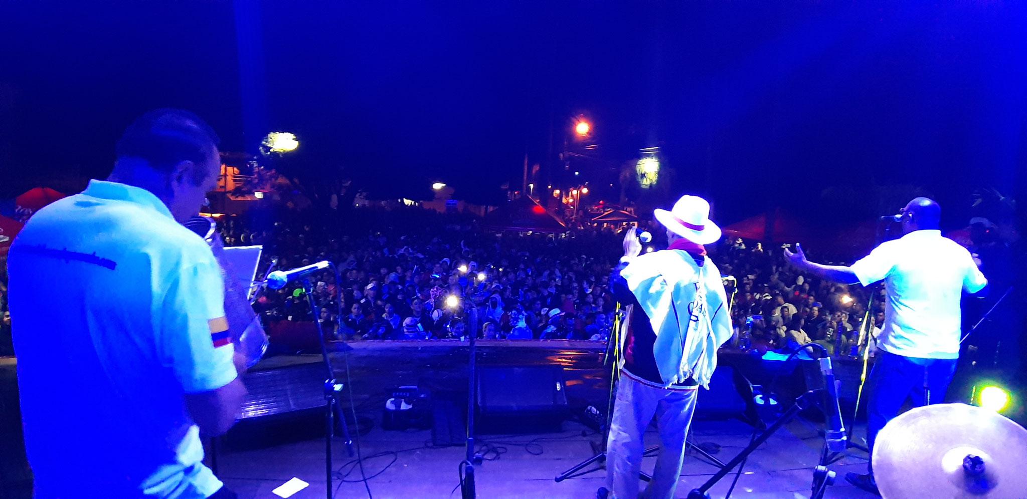 Armando Hernández y su Combo en El Tambo Cauca 05 enero 2020