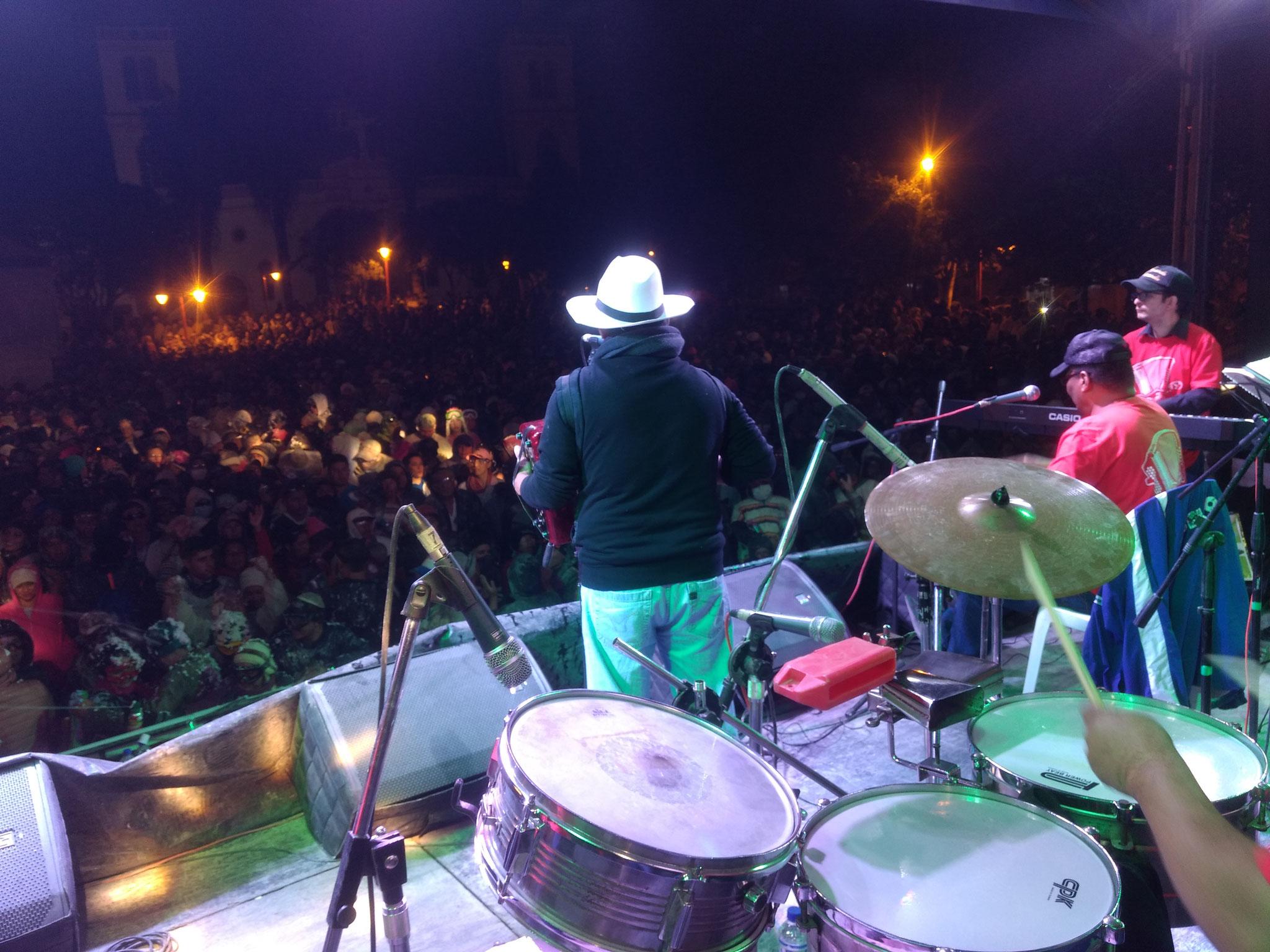 CARNAVALES DE NARIÑO 2018