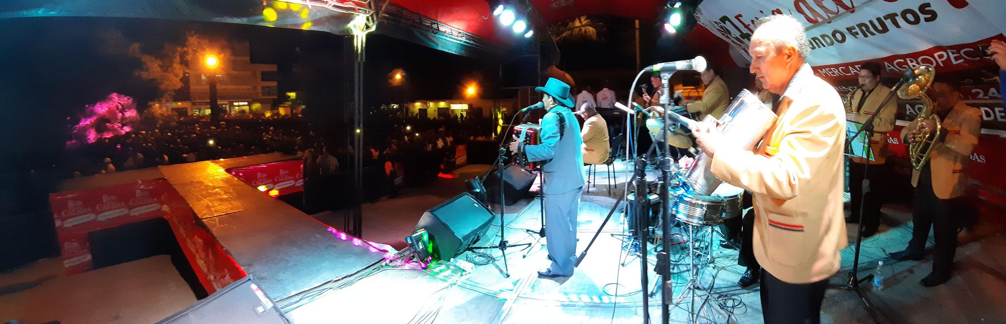Armando Hernández y su Combo en Timbío - Cauca 24 de Agosto 2019