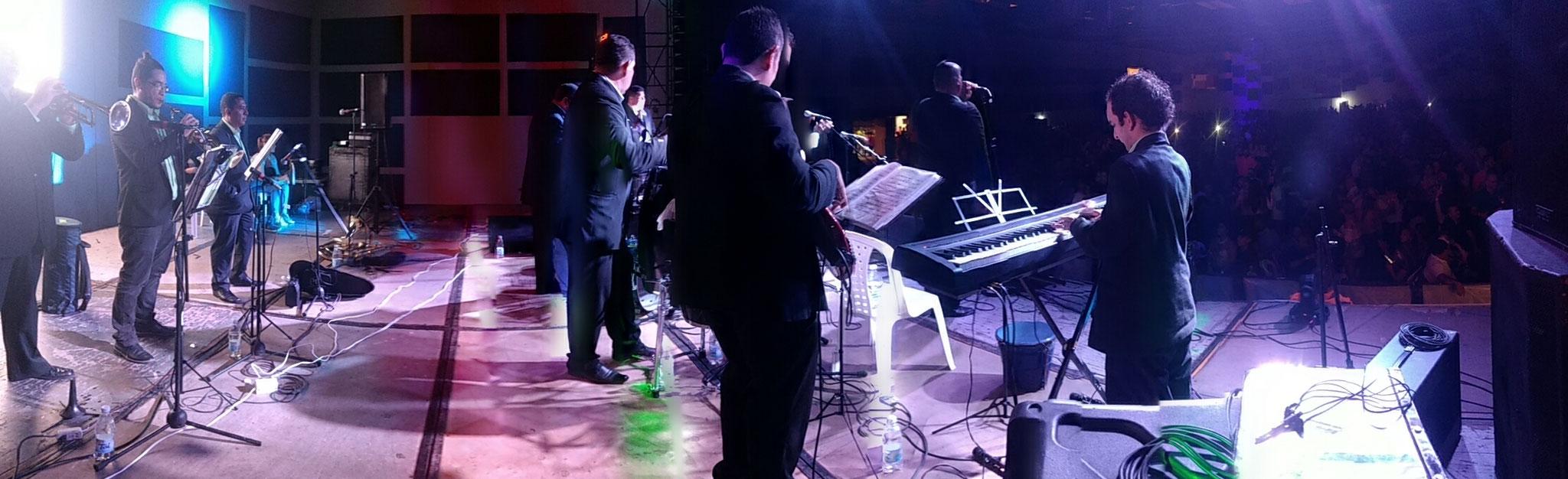 Armando Hernández y su Combo en Pereira Colombia 2 Dic 2017