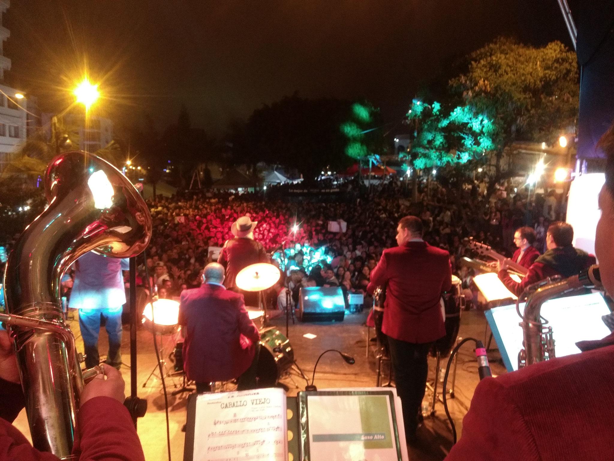 Fiestas de la Cabuya Guarne 16 de diciembre 2017