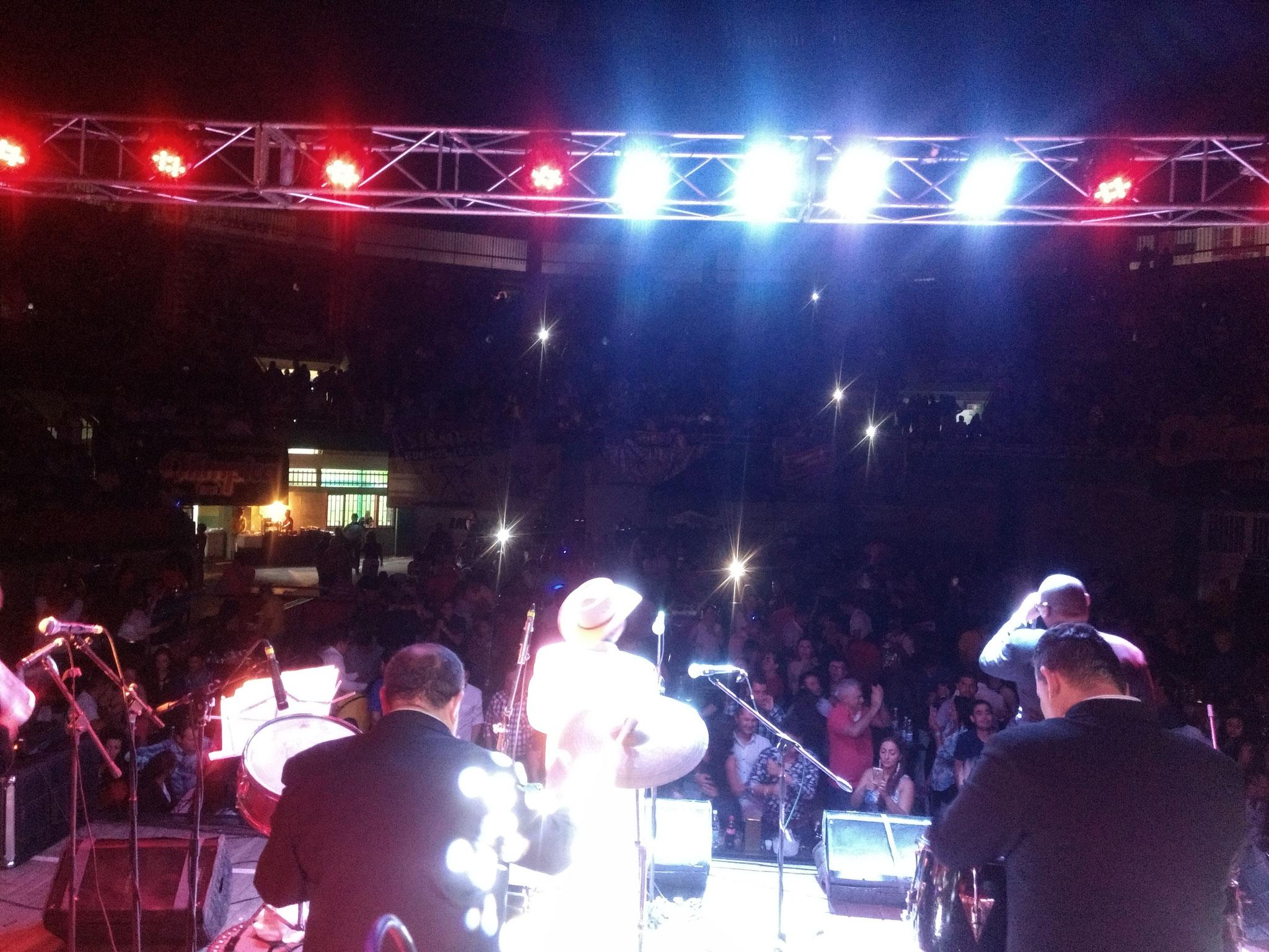 Armando Hernández y su Combo en Armenia Colombia 2 Dic 2017
