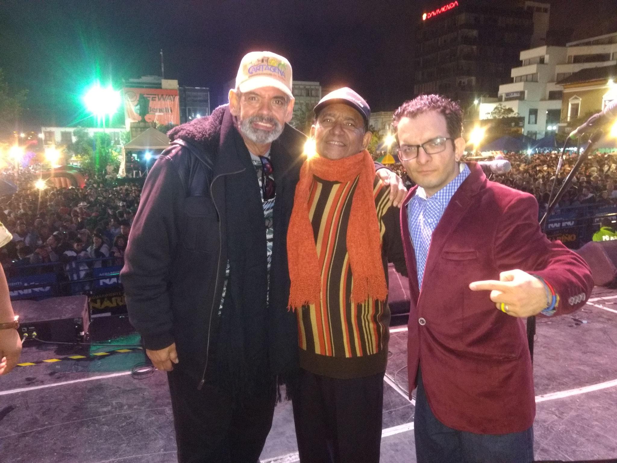 CARNAVALES DE NARIÑO 2018 CON HECTOR PICHI PEREZ