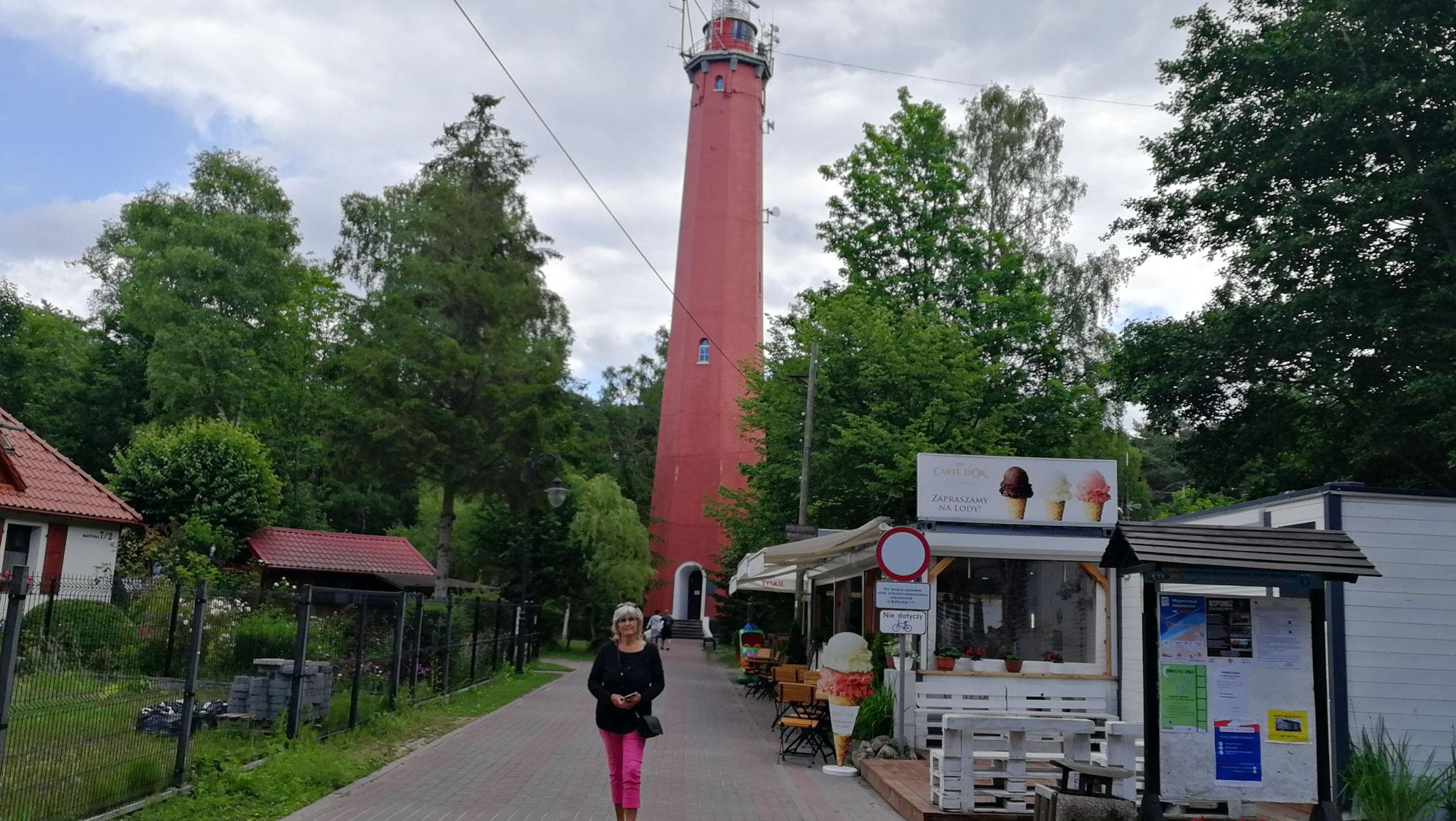 Leuchtturm von Hel