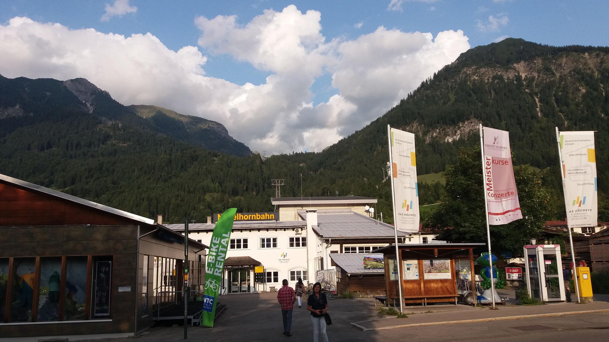 Nebelhorn-Talstation