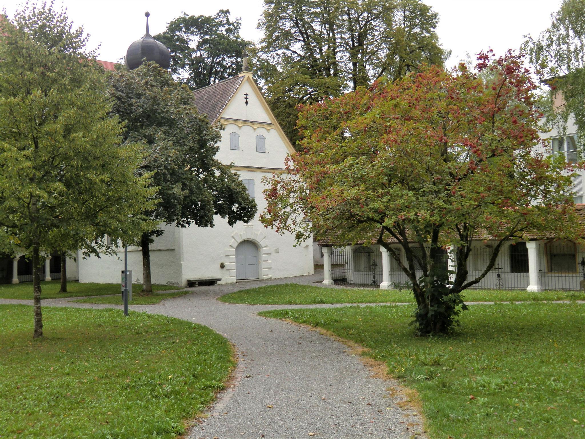Rochuskapelle am alten Gottesacker