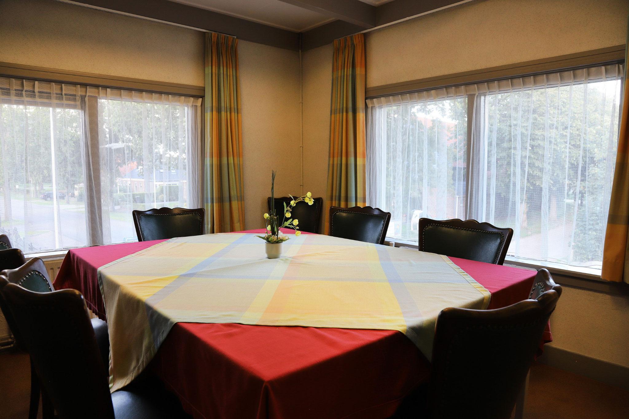 Vergaderruimte geschikt voor ca. 15 personen