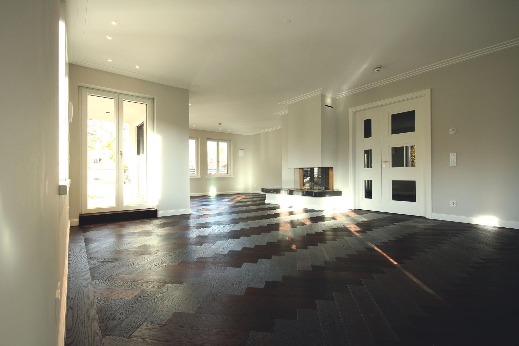 Wohnen-/Essen Wohnung 2