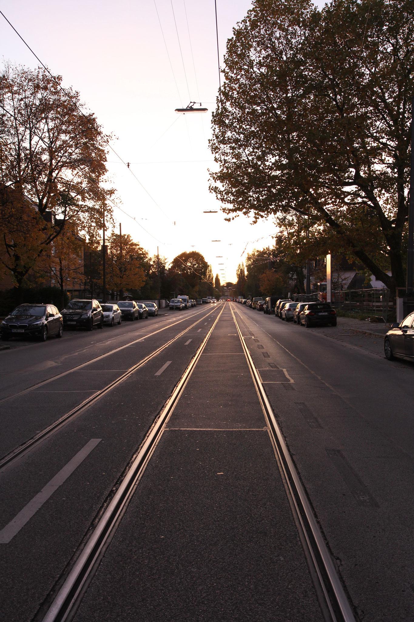 Blue Hour Romanstraße