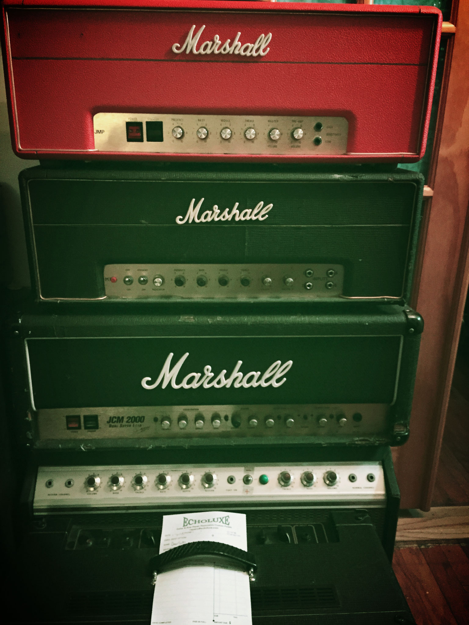 Have Serviced Multiples of Most Amps