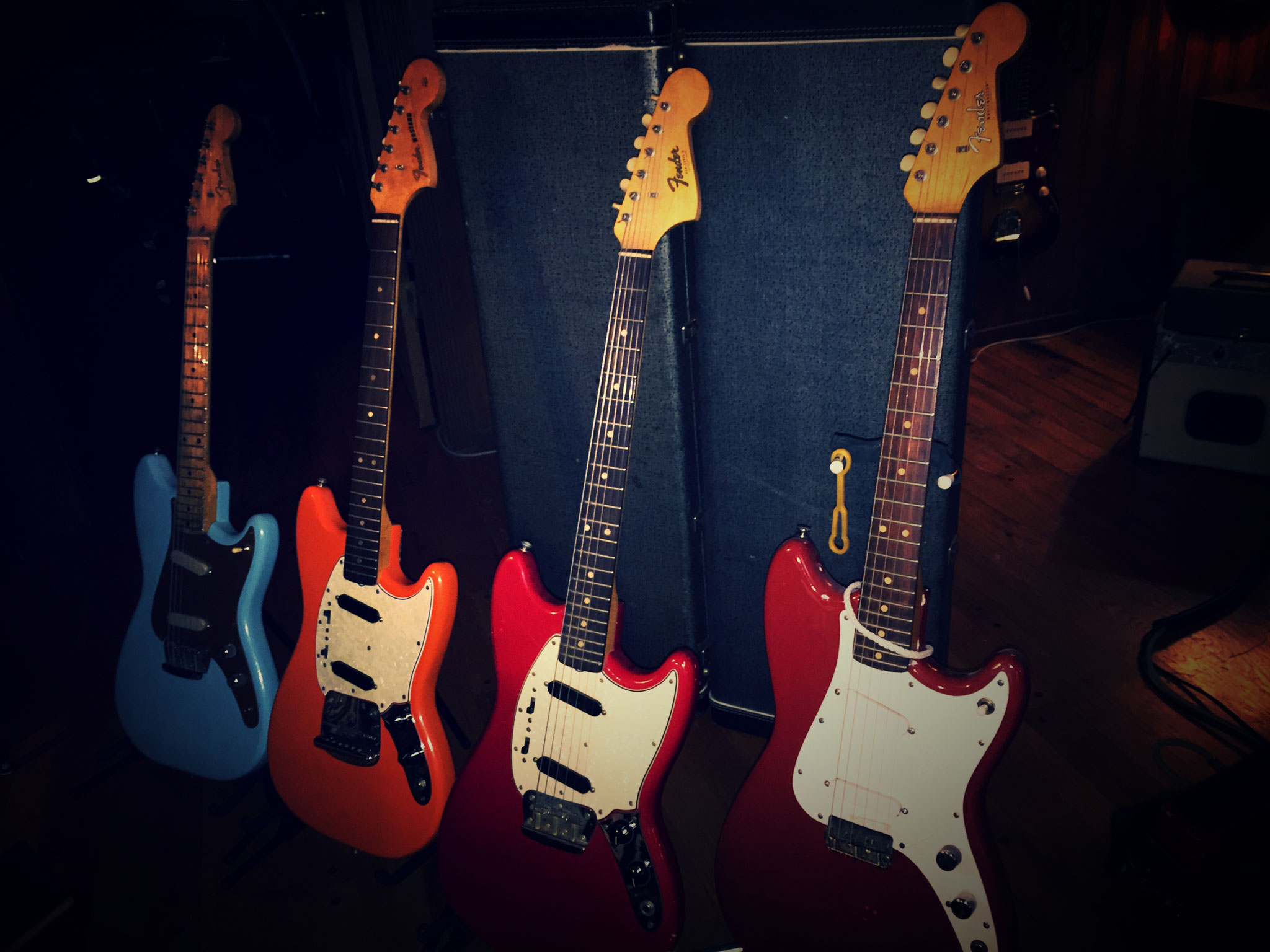 Fender Musicmaster Duo Sonic Mustang