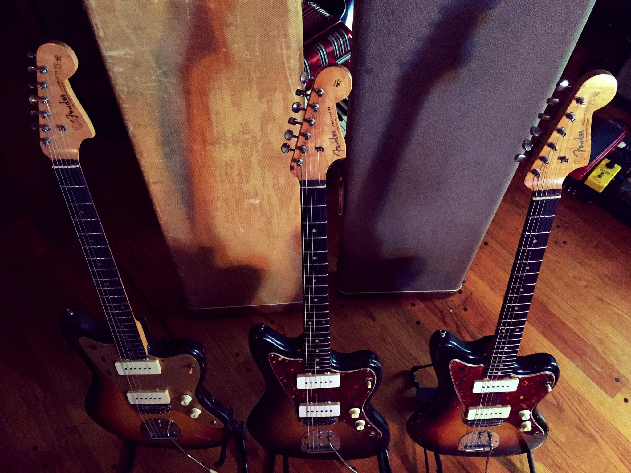 Fender Jazzmaster 1959 1960 1961