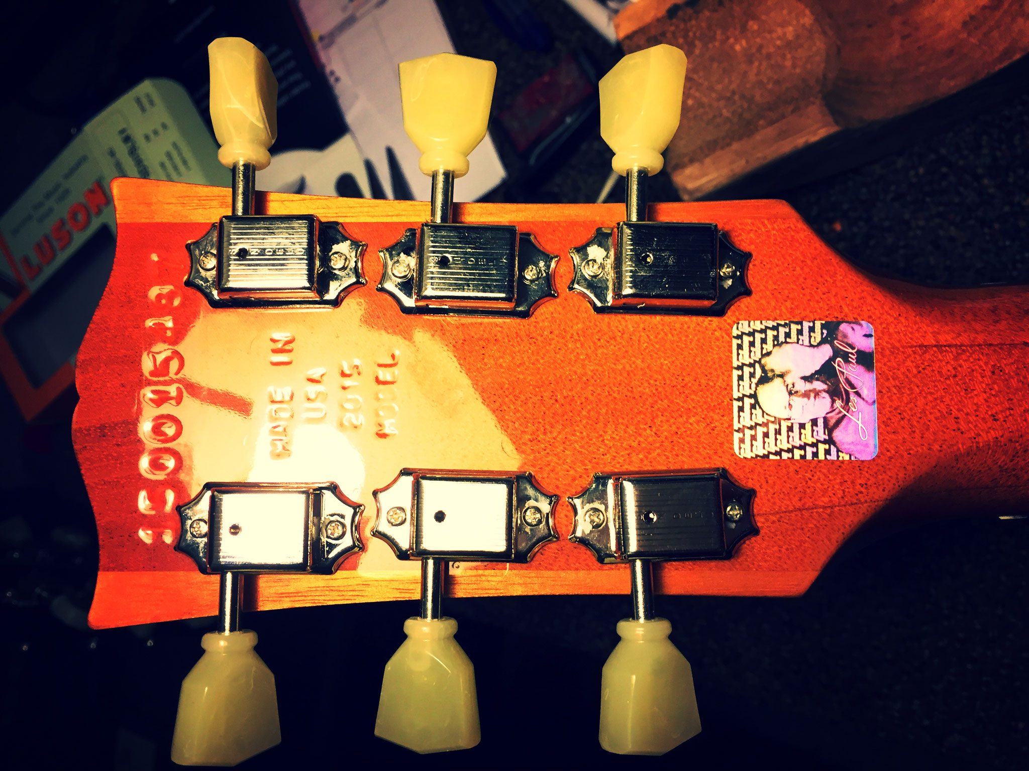 Robot Tuners for Klusons