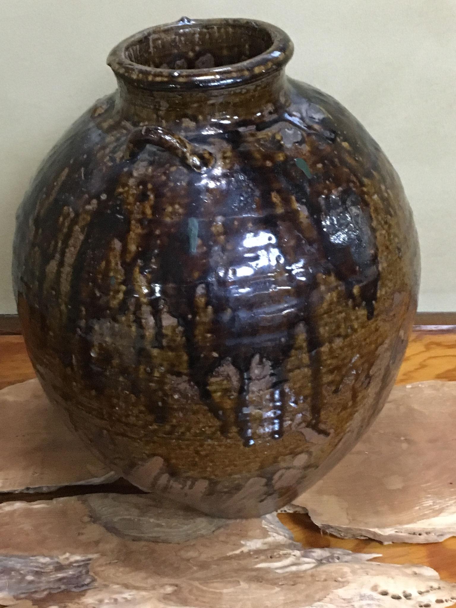 小堀遠州 七窯の一つ 志戸呂焼き