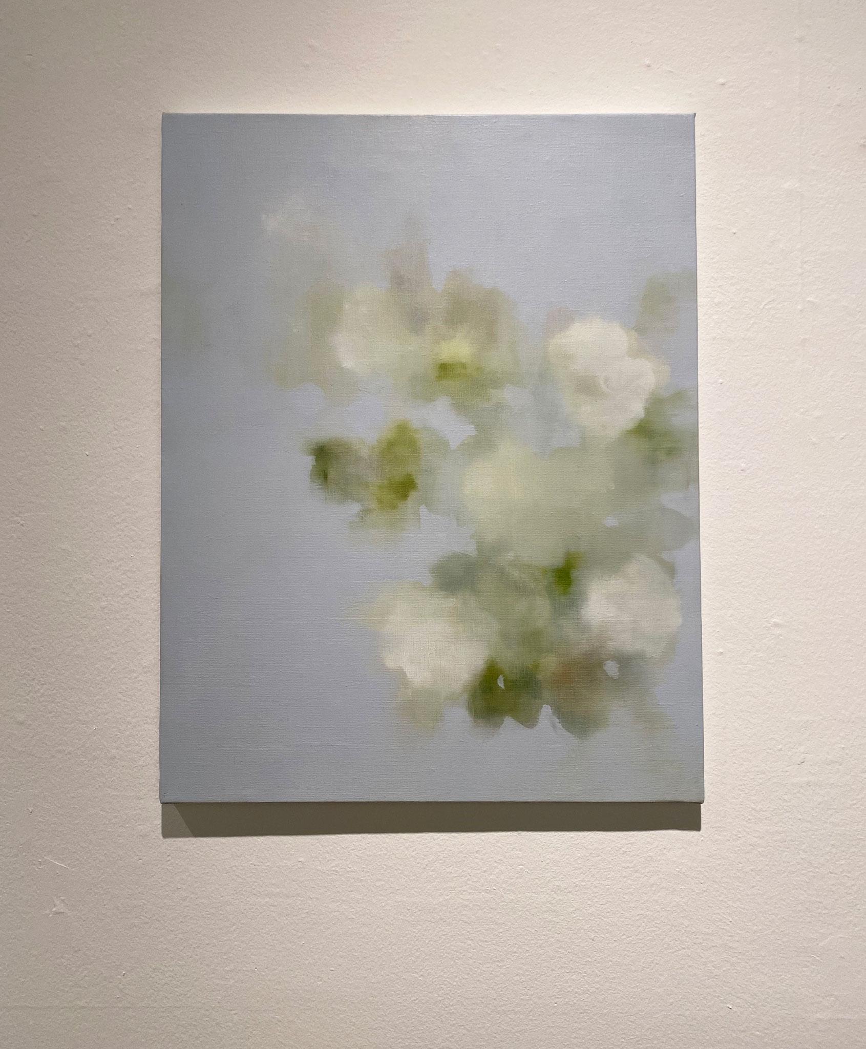 あおふれつみ,530×410,キャンバス、油彩,2020