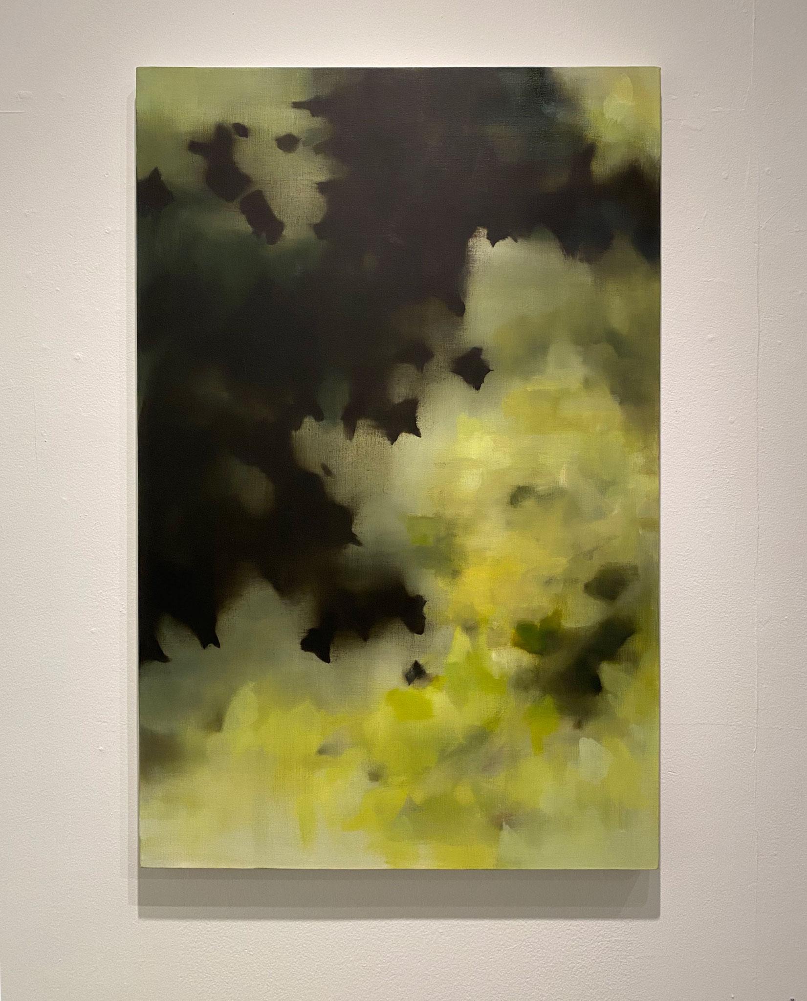 ねをよぎる,1000×727,キャンバス、油彩,2020