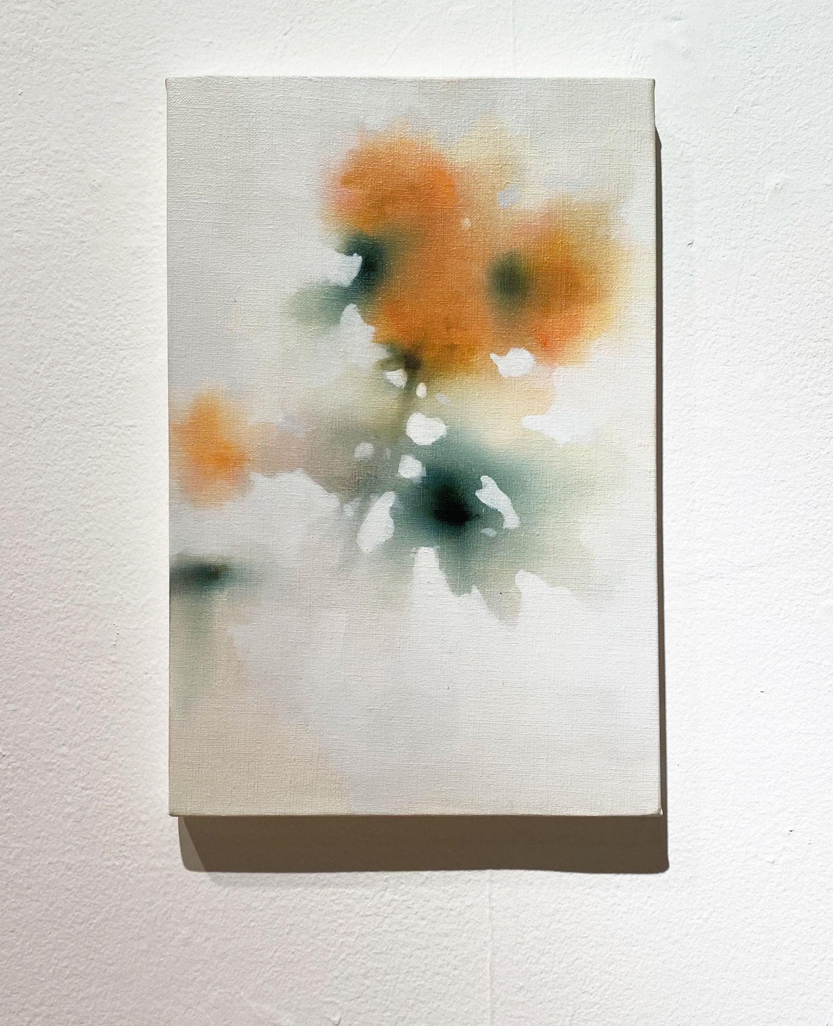 あさかげあびる,333×455,キャンバス、油彩,2020
