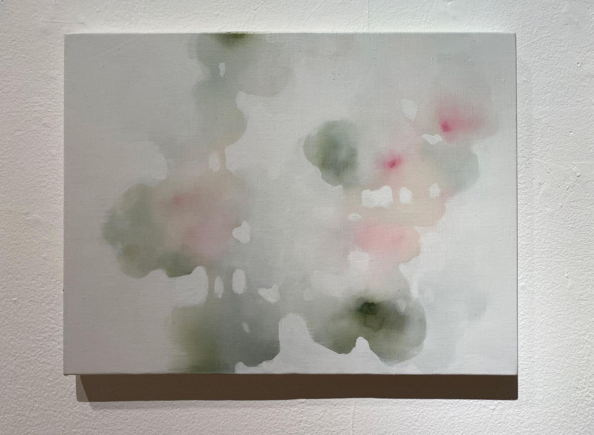 遠ざけたいもの,318×410,キャンバス、油彩,2020