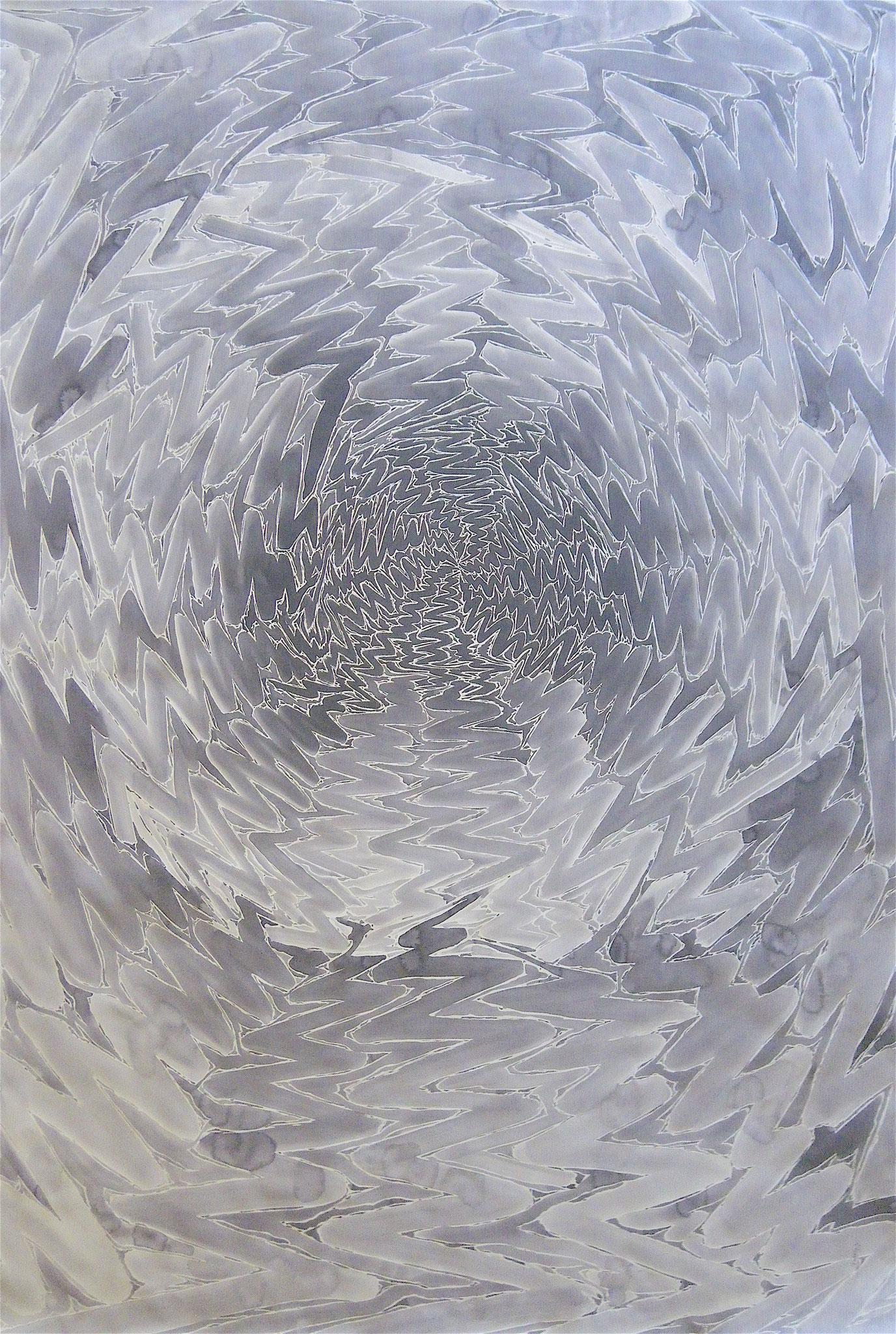 Suchness, 2018, 199 x 127.5cm