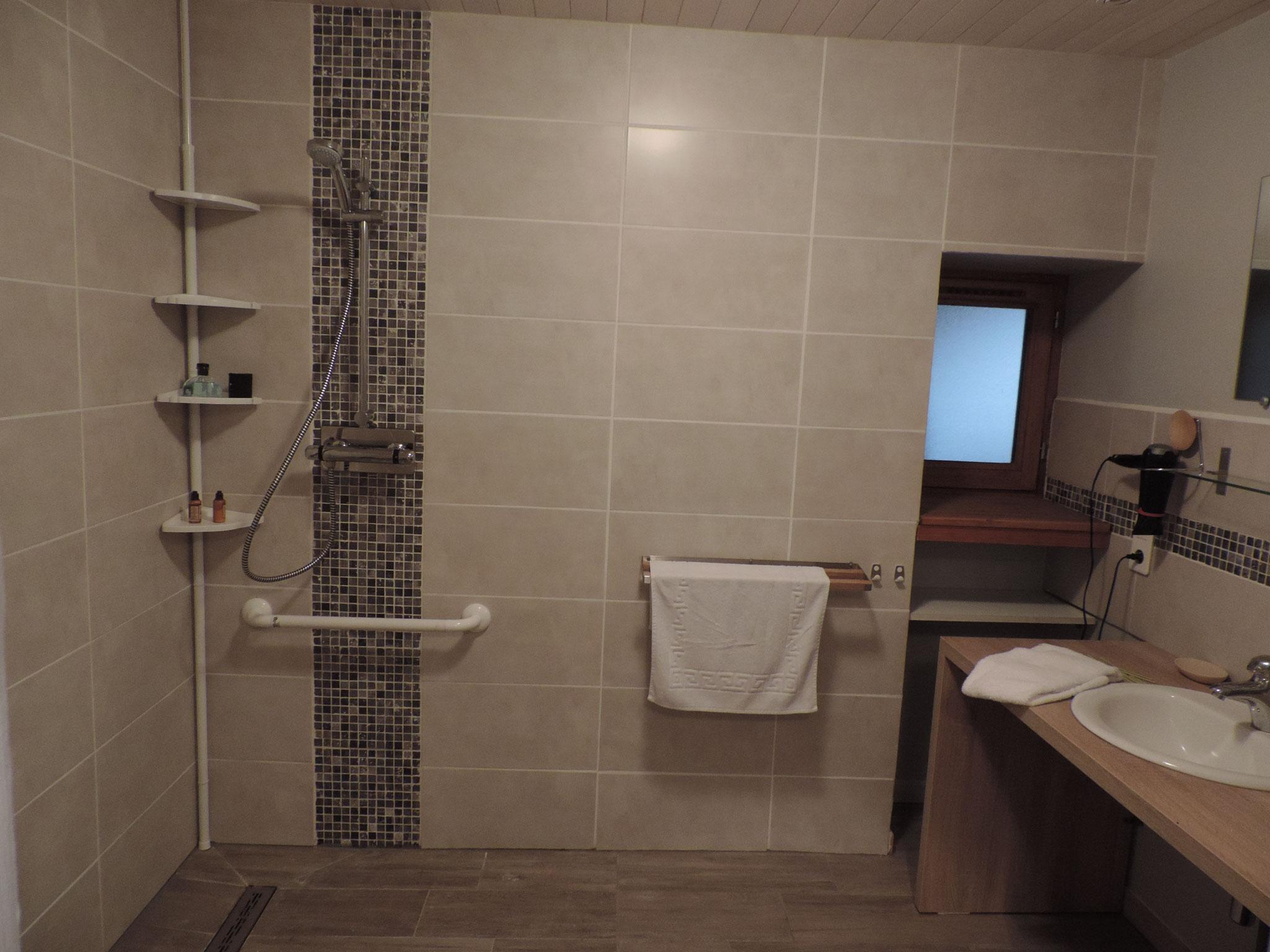 wc - salle de bain chambre mazotte