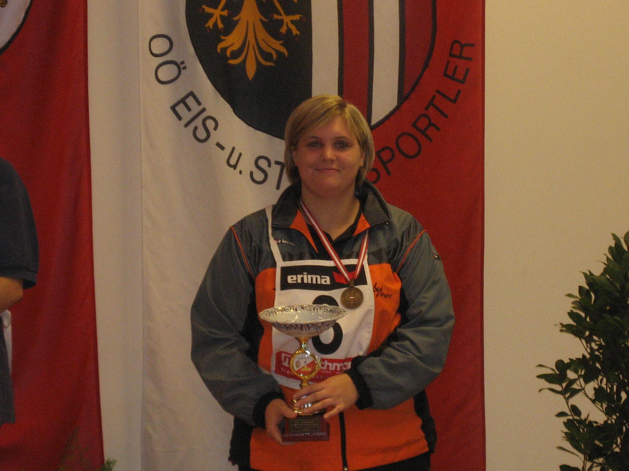 Stefanie Pulay, 3. ÖM Ziel U23 Sommer 2007