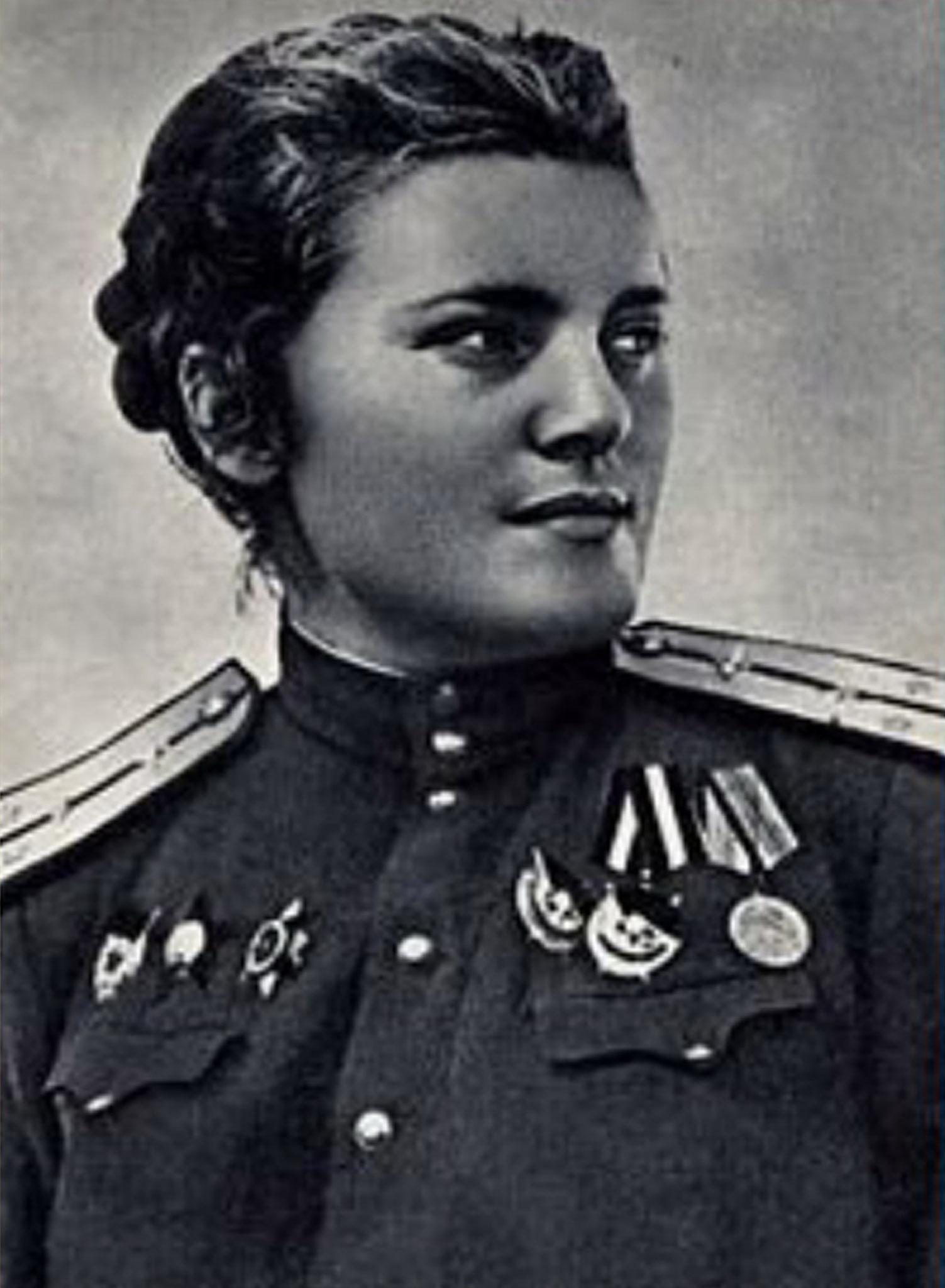 Парфенова-Акимова Зоя Ивановна