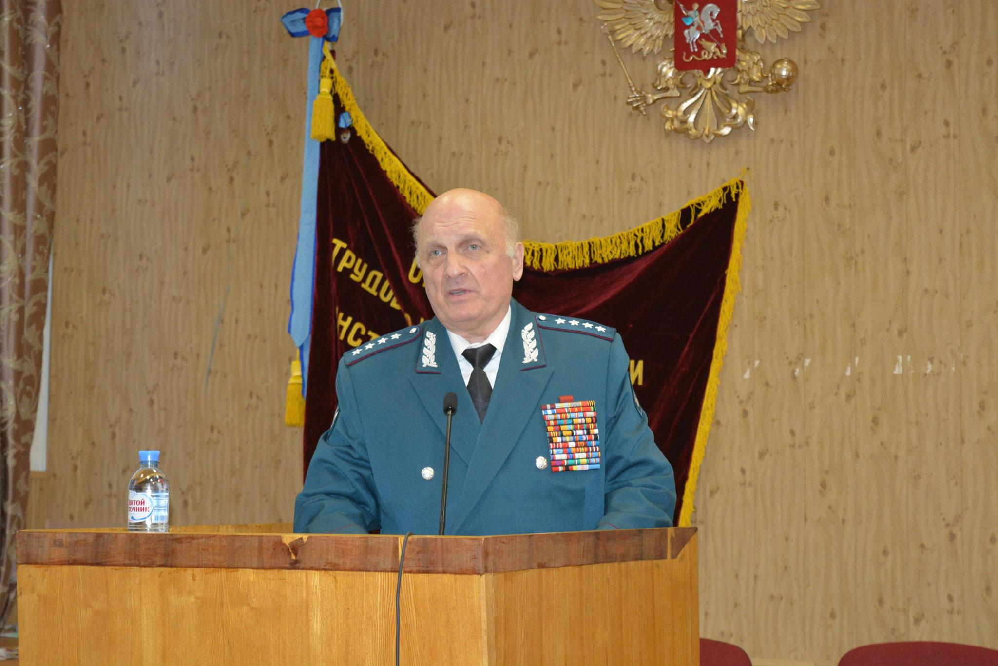 Институт российской истории РАН, 80 лет, Золотарев Владимир