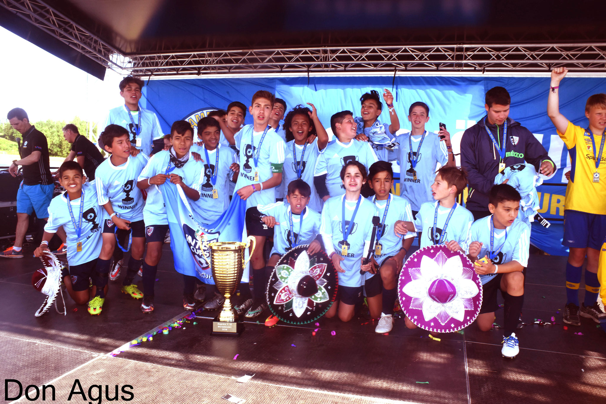 "CAMPEON ""A"" / STORSJOCUPEN 2016 / B-13"