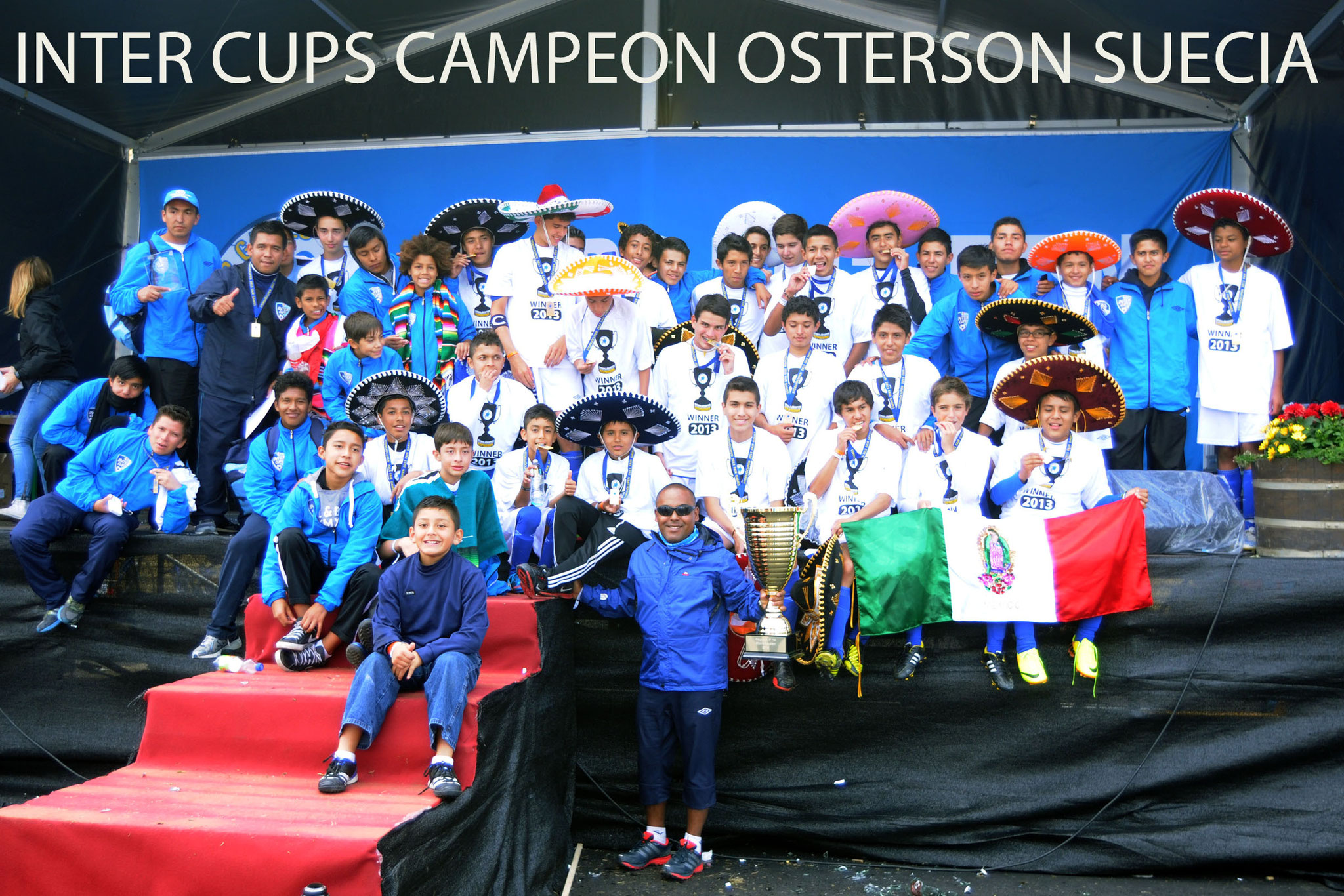 "CAMPEON ""A"" / STORSJOCUPEN 2013 / B-14"