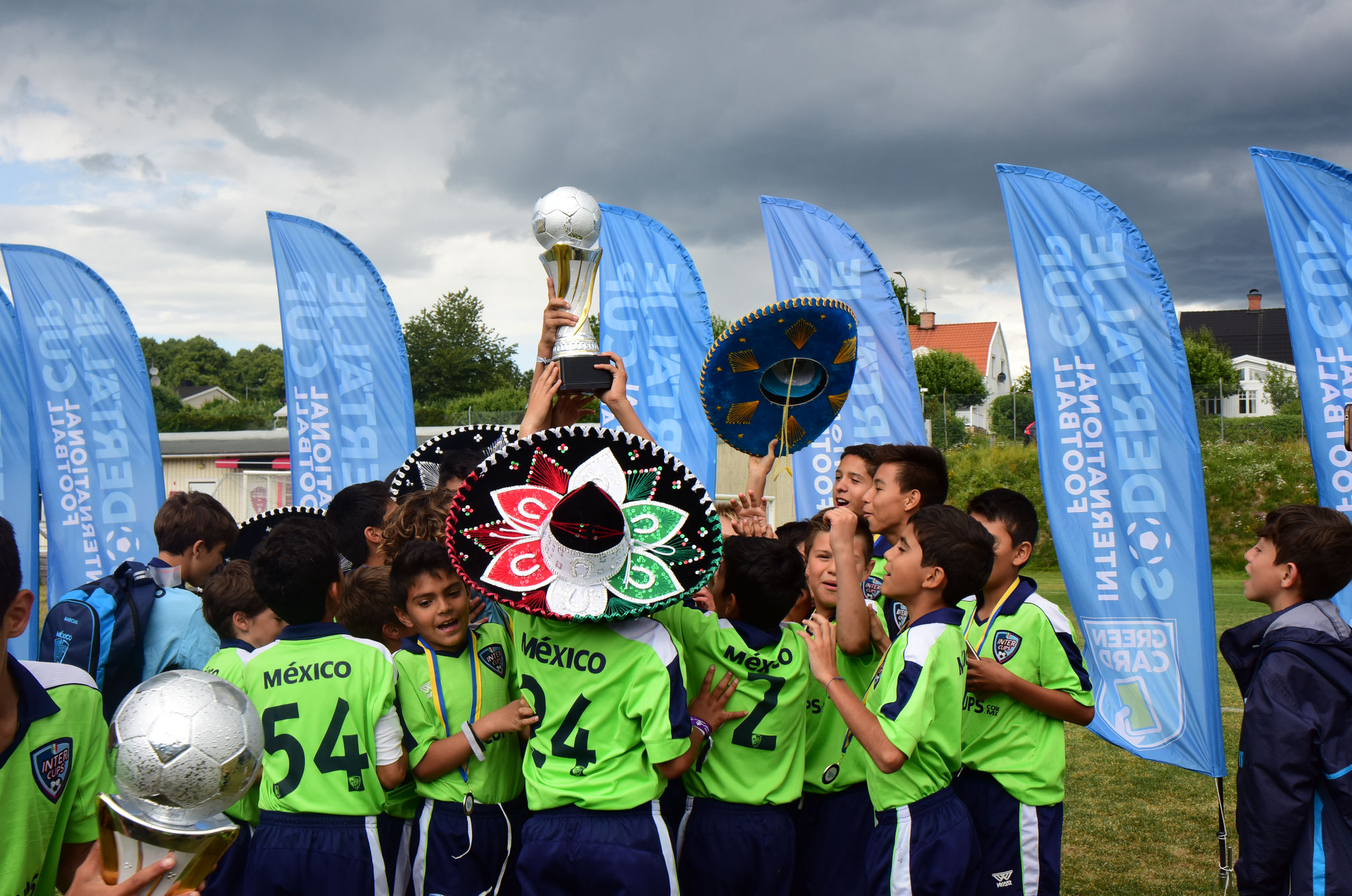 "CAMPEON ""A"" / SODERTAJE CUP 2017 / B-12"