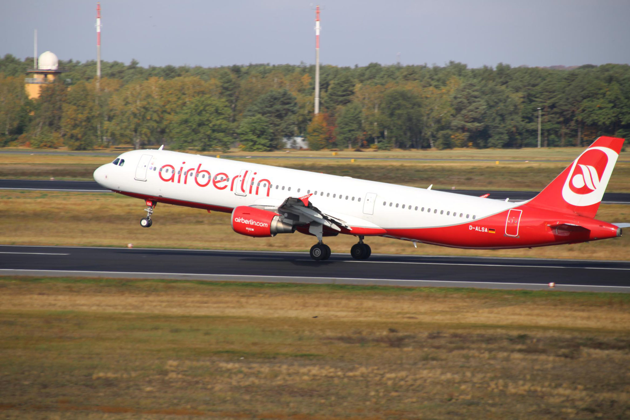 Berlin-Tegel © Andreas U.