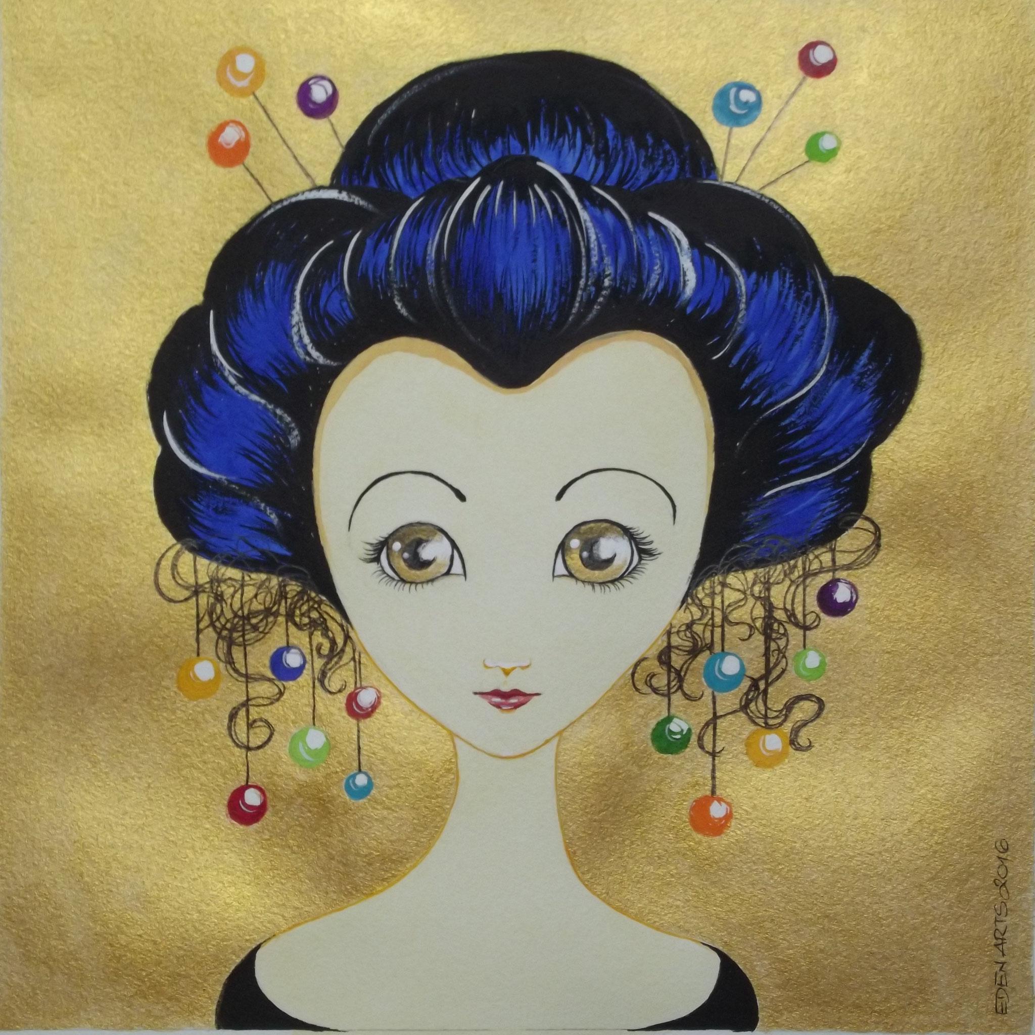 Geisha -Perlen I