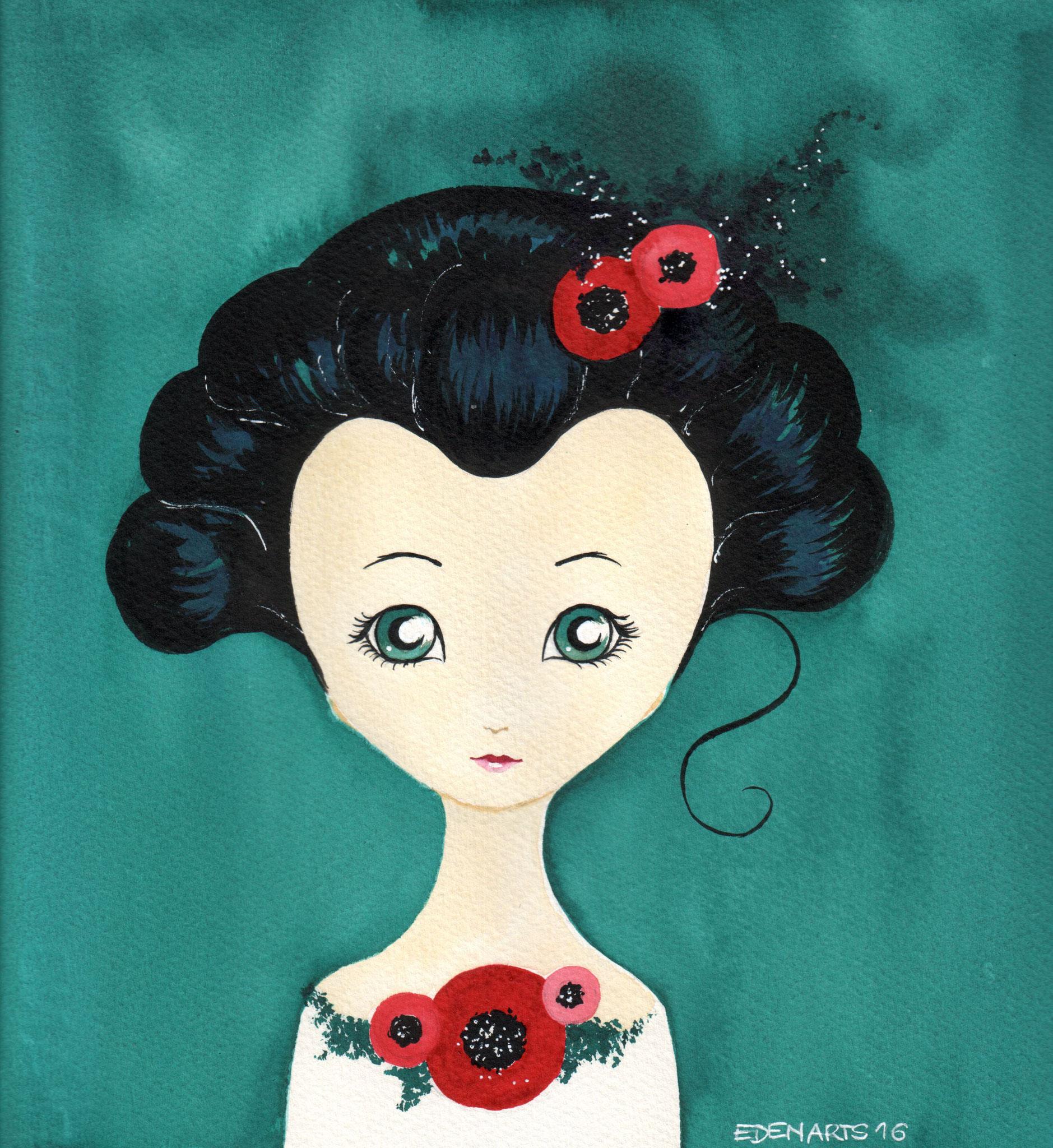 Geisha - Poppy