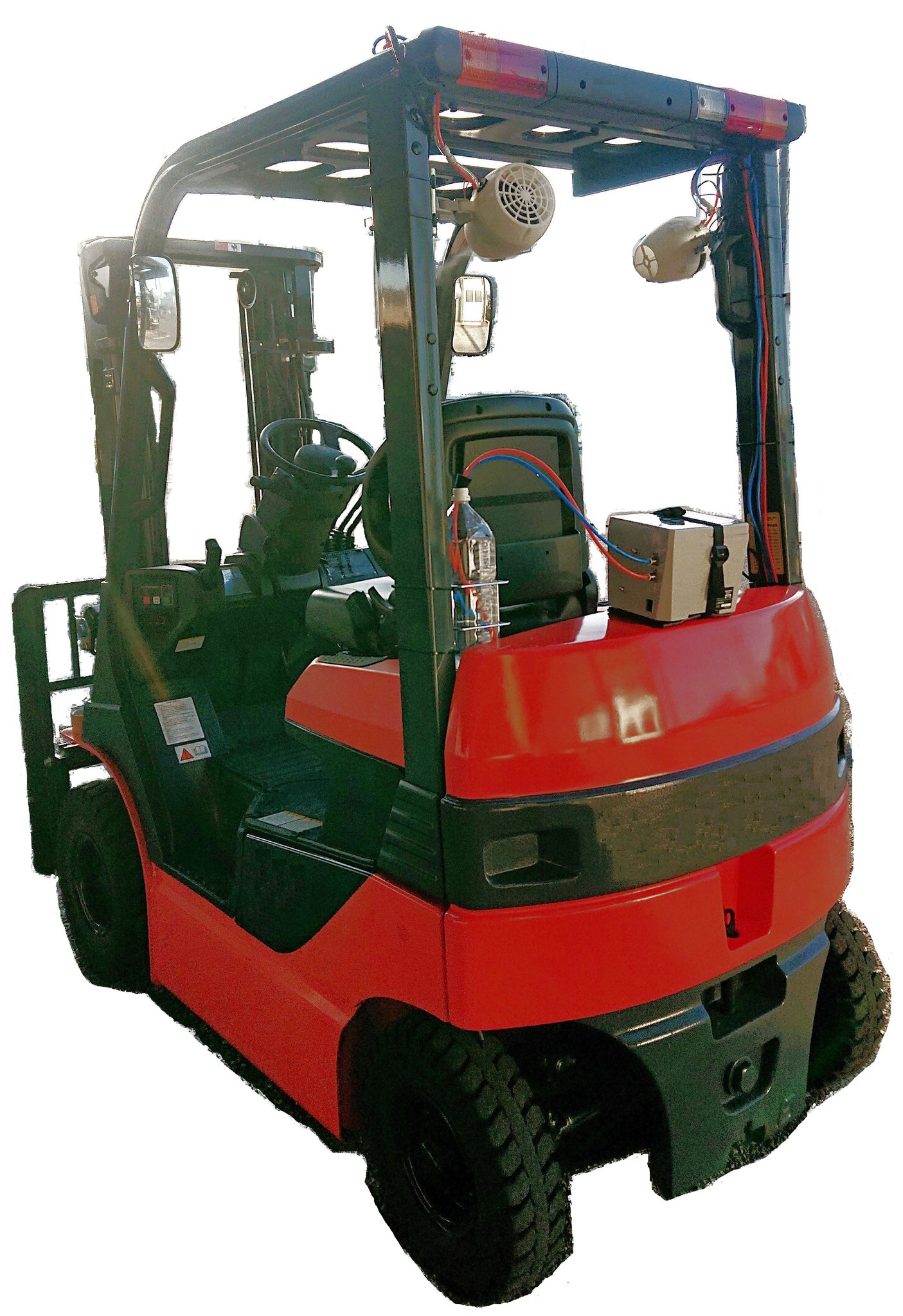 EvapoCooler for Forklift