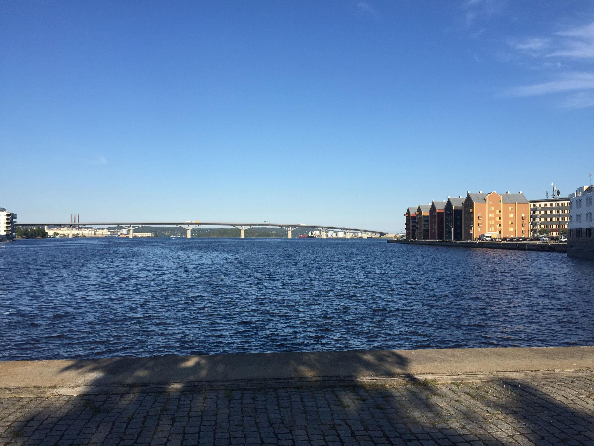 Sundsvall Hafen