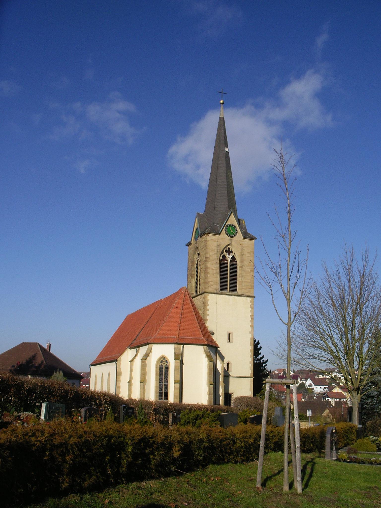 Sickinger Kirche (kath.)
