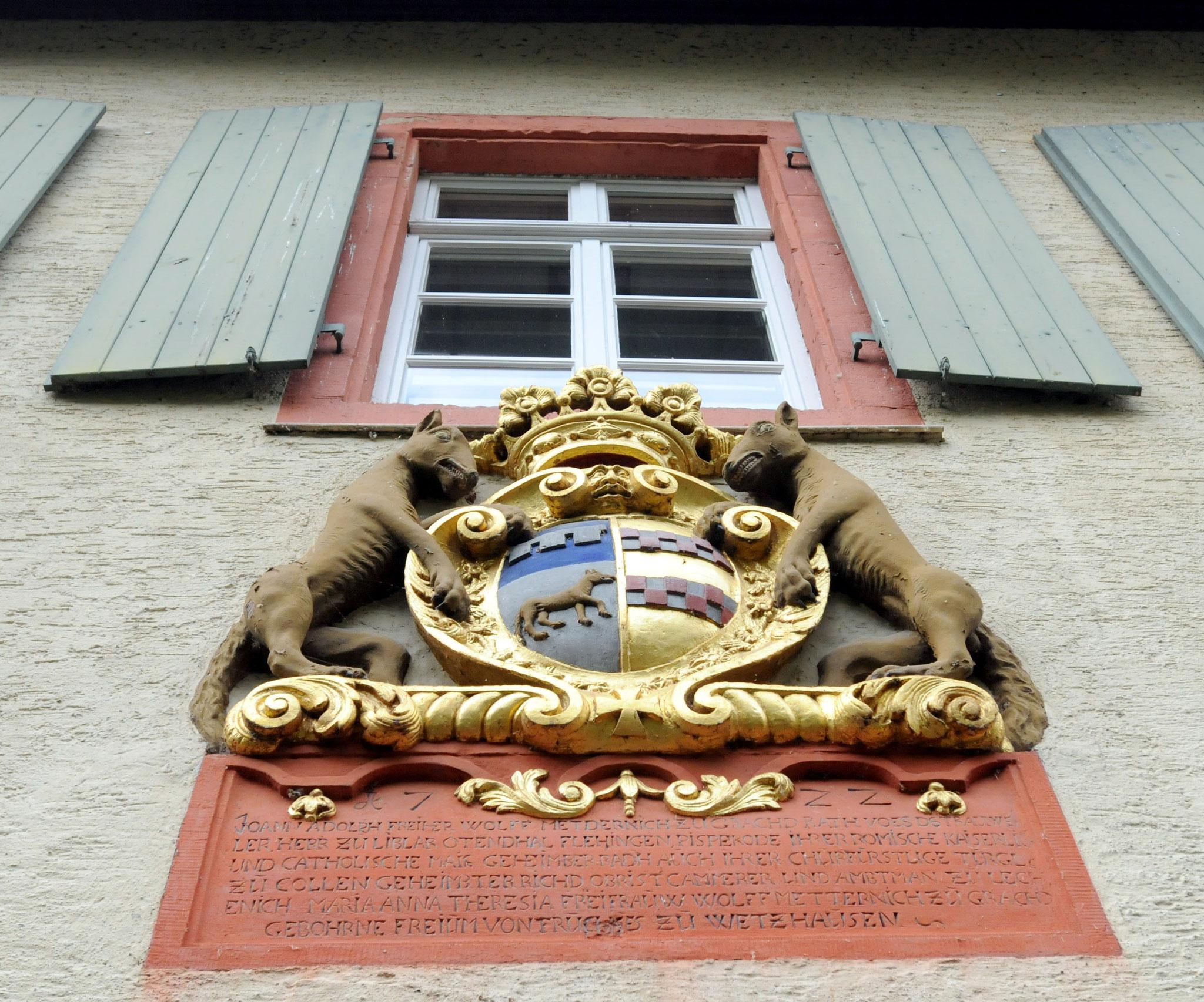 Wappen von Wolff-Metternich