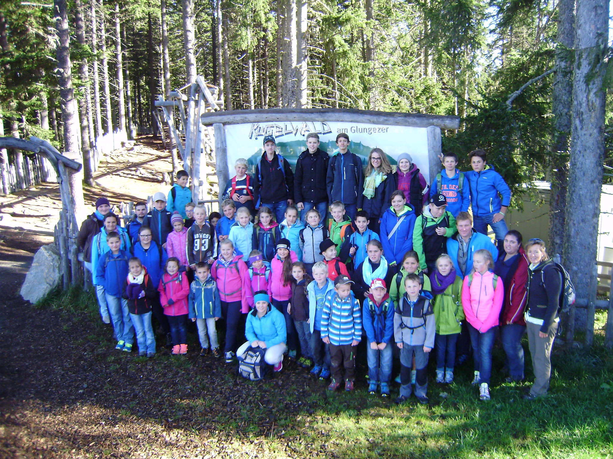 Ausflug der Hirschbergler Jugendgruppe