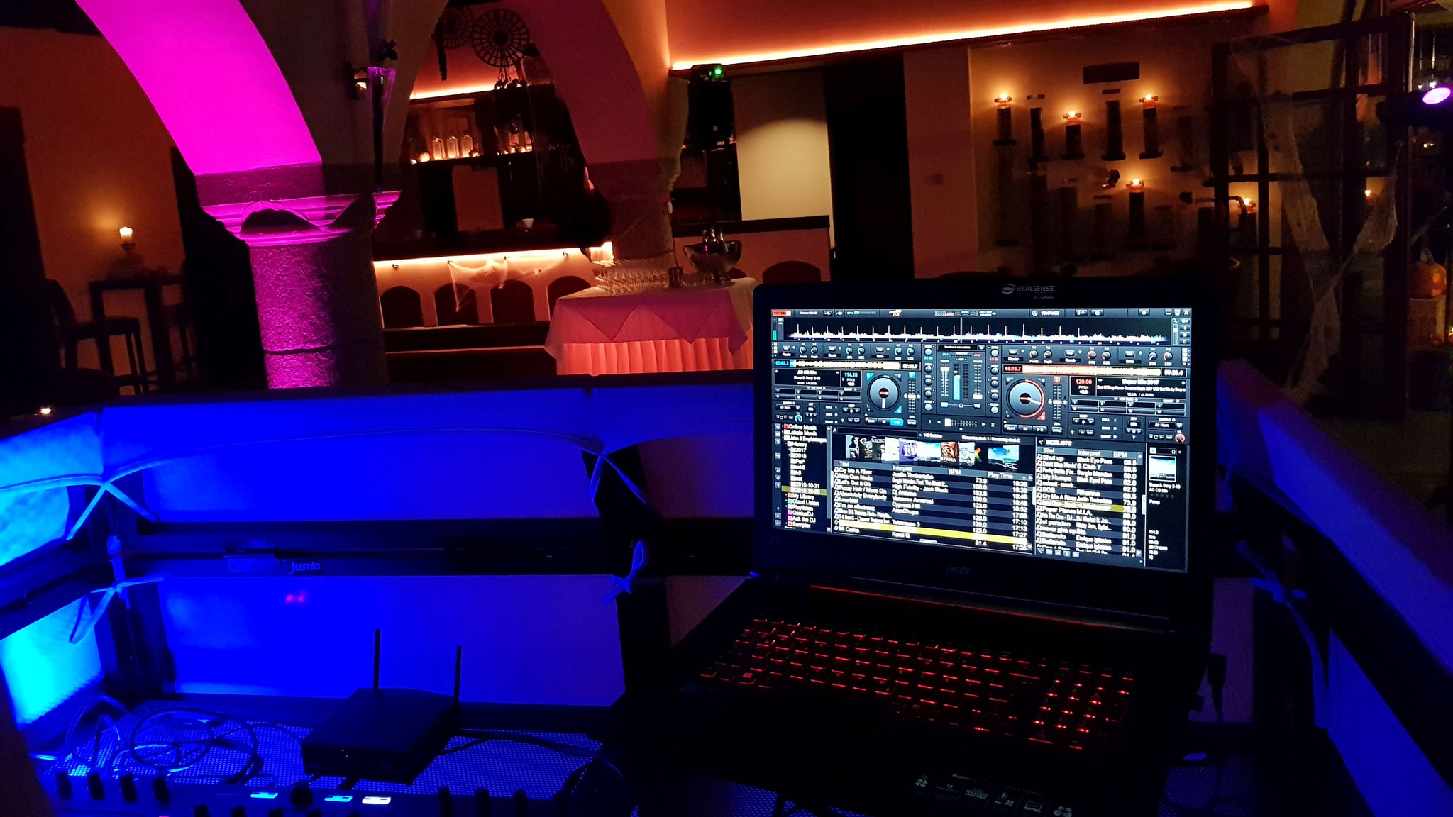 Party @ a Hotel Bar