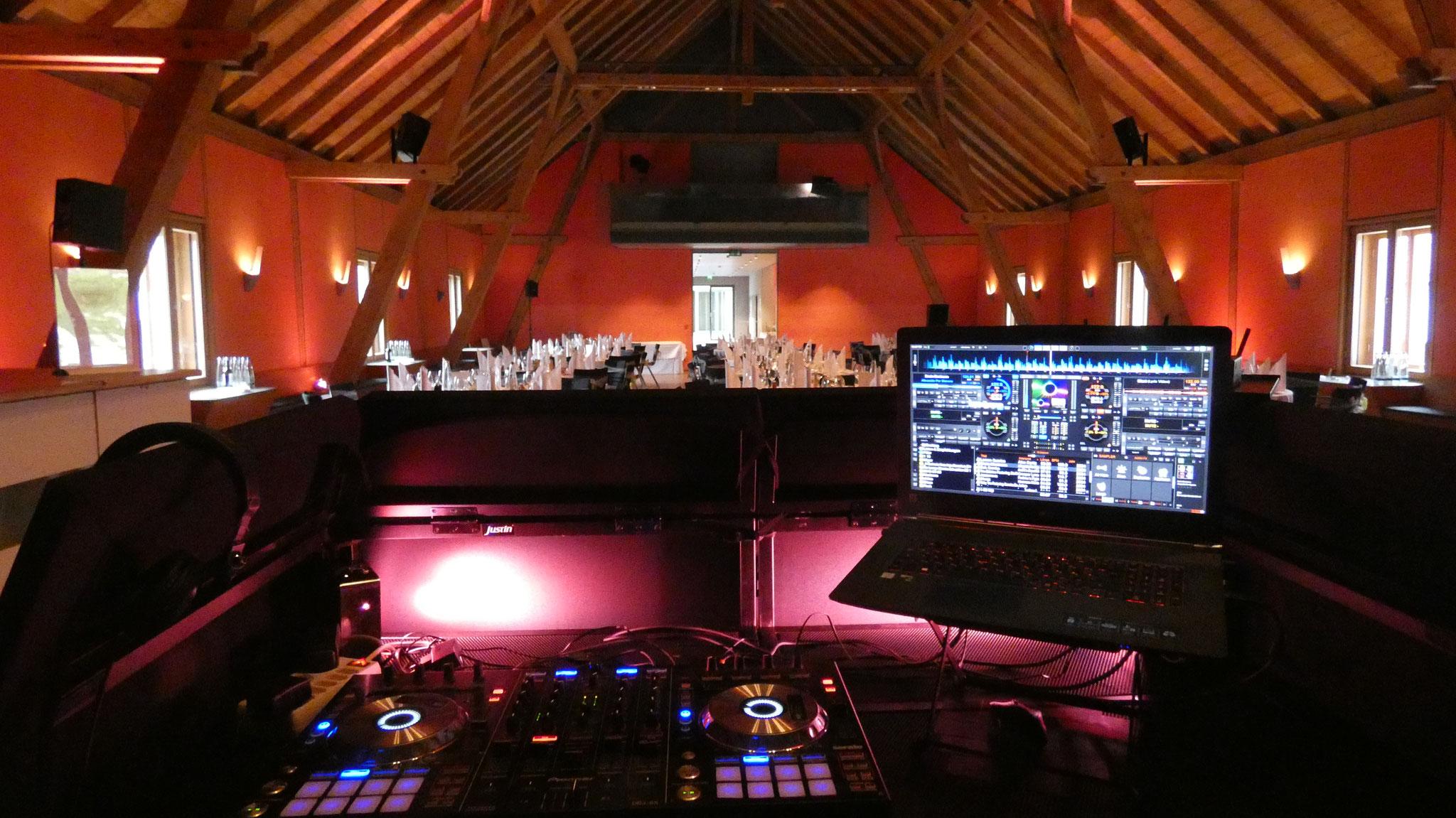 Edel Ambiente - Premium DJ Setup